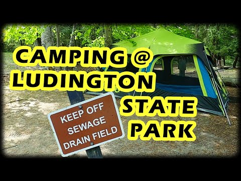 State Parks in Michigan: Ludington Camping & Hiking