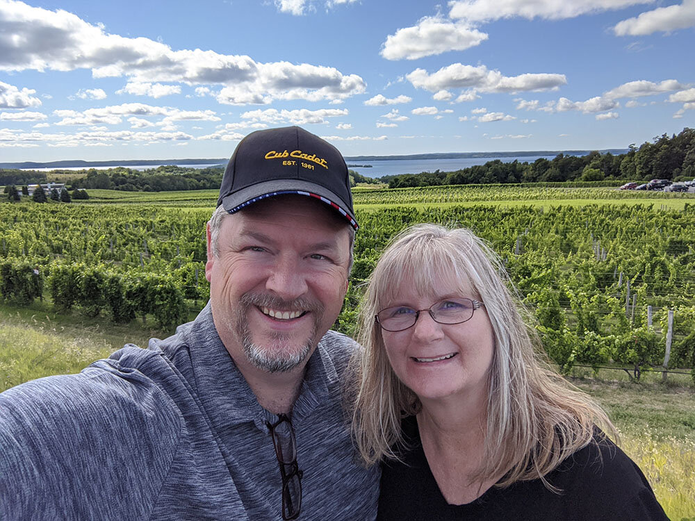Old Mission Peninsula - Dennis & Michelle